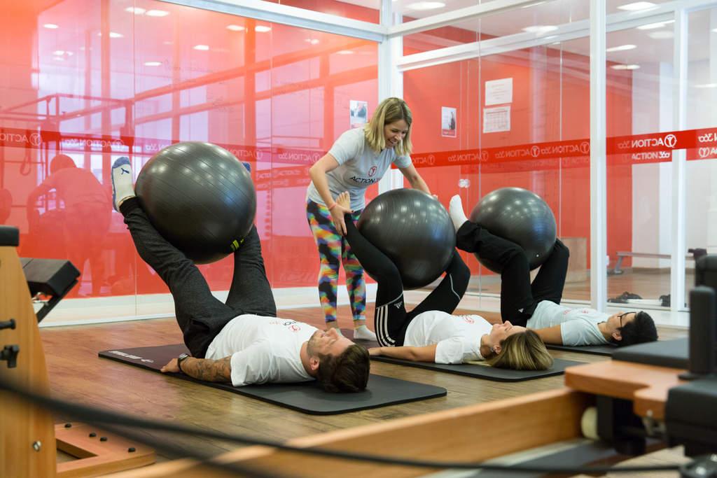 Pilates Ajuda A Combater Osteoporose