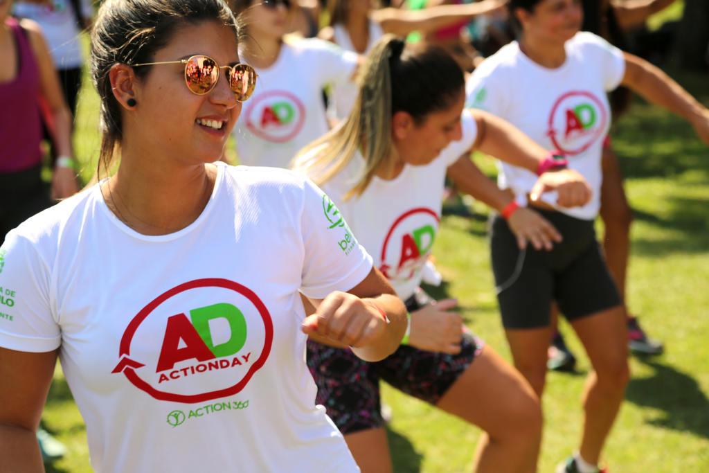Action Day - Cheio De Saúde, Equilíbrio E Bem-estar