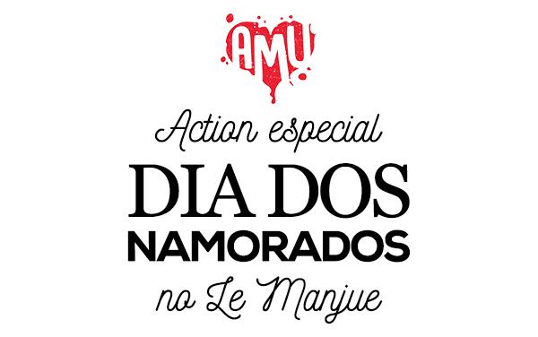 Dia Dos Namorados No Le Manjue
