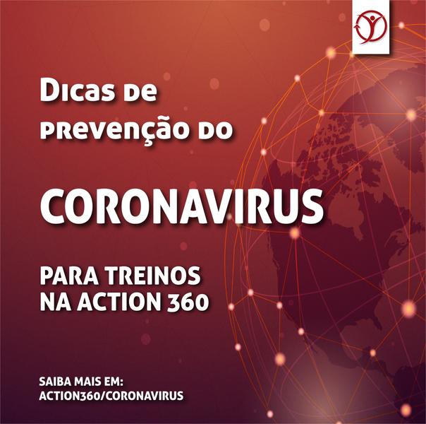 Coronavirus (CoV) – como se prevenir